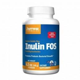 Inulina FOS, 180 grame, Jarrow Formulas