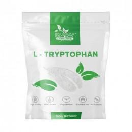 L-Triptofan pulbere 100 de grame, pret, doze, prospect, efecte, beneficii, pareri, administrare