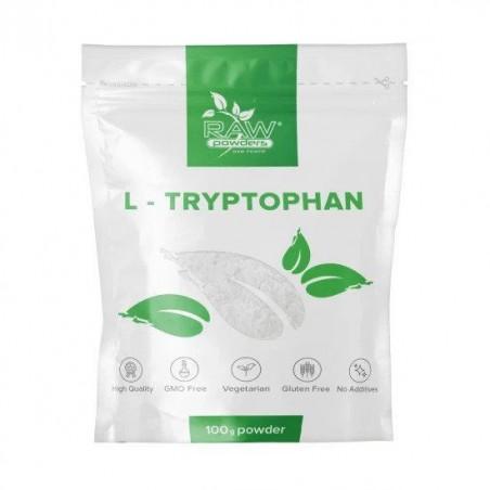 Raw Powders L-Triptofan pulbere 100 de grame