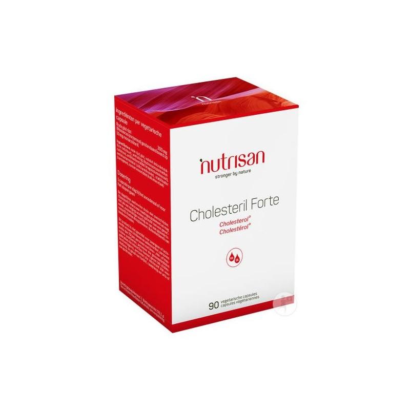 Cholesteril Forte, Drojdie orez rosu, Monokolin 10 mg, 90 Capsule