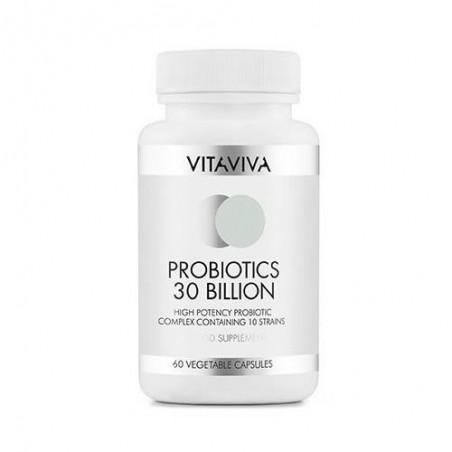 Vitaviva Probiotic 30 de miliarde de bacterii naturale 60 Capsule