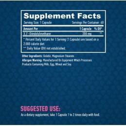 Haya Labs DIM (Diindolylmethane) 60 Capsule