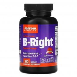 Jarrow B-Right, 100 Veggie Capsule