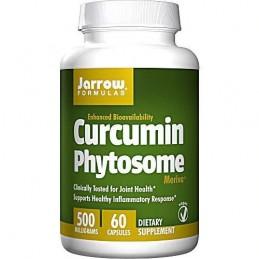 Jarrow Curcumin Phytosome (Meriva), 500mg 60 Capsule