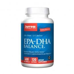 Jarrow EPA-DHA Balance 120 Capsule