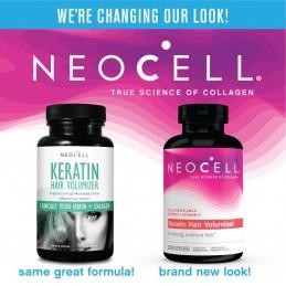 NeoCell Keratin Hair Volumizer - 60 Capsule