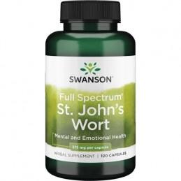 Swanson St. John's Wort (Sunatoare), 375mg - 120 Capsule