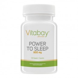 Vitabay Power to Sleep - 800 mg - 120 Capsule