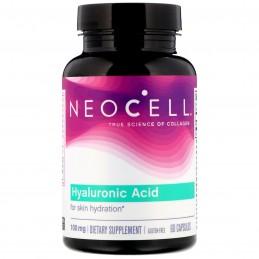 Neocell, Hyaluronic Acid, 100 mg, 60 Capsule