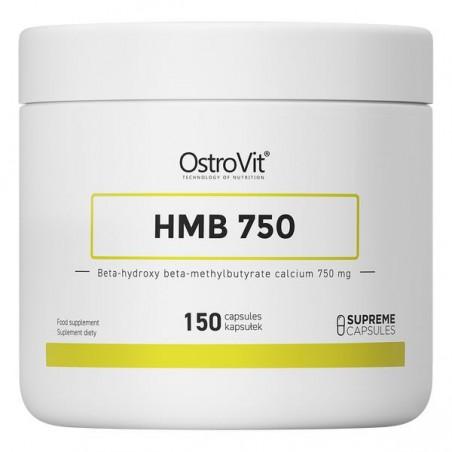 OstroVit Supreme Capsule HMB 750 mg 150 Capsule