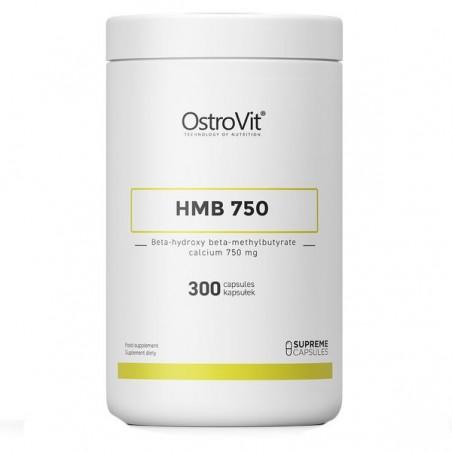 OstroVit Supreme Capsule HMB 750 mg 300 Capsule