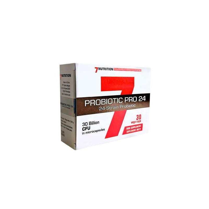 7 Nutrition, Probiotic PRO 24, 30 Capsule