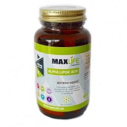 MAXLife ACID ALFA-LIPOIC 350mg 60 Capsule