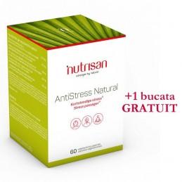 AntiStress Natural 60 Capsule, ginseng siberian, rhodiola rosea, stres, depresie