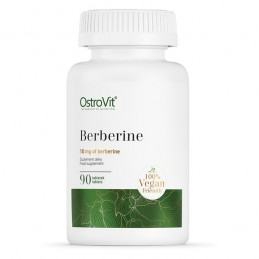 Berberine extract 90 Tablete, berberina extract pentru diabet, regleaza nivelul zaharului