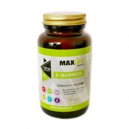 MAXLife D-MANNOSE 550mg 60 Capsule