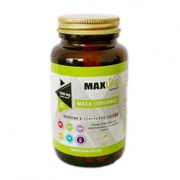 MAXLife MACA (Organic) 500mg 60 Capsule