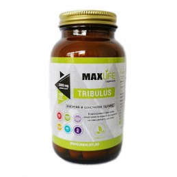 MAXLife TRIBULUS 1000 mg, 100 tablete, 2000mg per doza, testosteron, libou, masa musculara