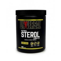 Natural Sterol Complex 180 pastile Universal Nutrition Beneficii Natural Sterol Complex: creste natural nivelul de Tes-tosteron,