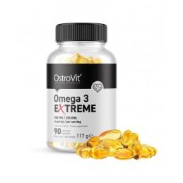 OstroVit Omega 3 Extreme 90 Capsule 500 EPA  250 DHA Beneficiile Omega 3 ulei de peste: ofera un raport bazat pe dovezi de EPA:D