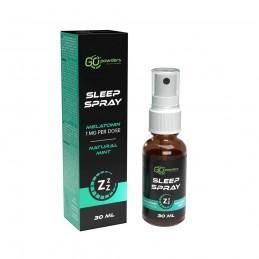 Go Powders Melatonina Sleep Spray 30 ml (Insomnie, anxietate, somn linistit)