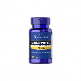 Melatonin 3 mg 120 de...
