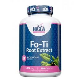 Fo-Ti Root Extract (Fo Ti extract radacina), 100 Capsule