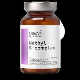OstroVit Pharma Methyl B-Complex, 30 Capsule