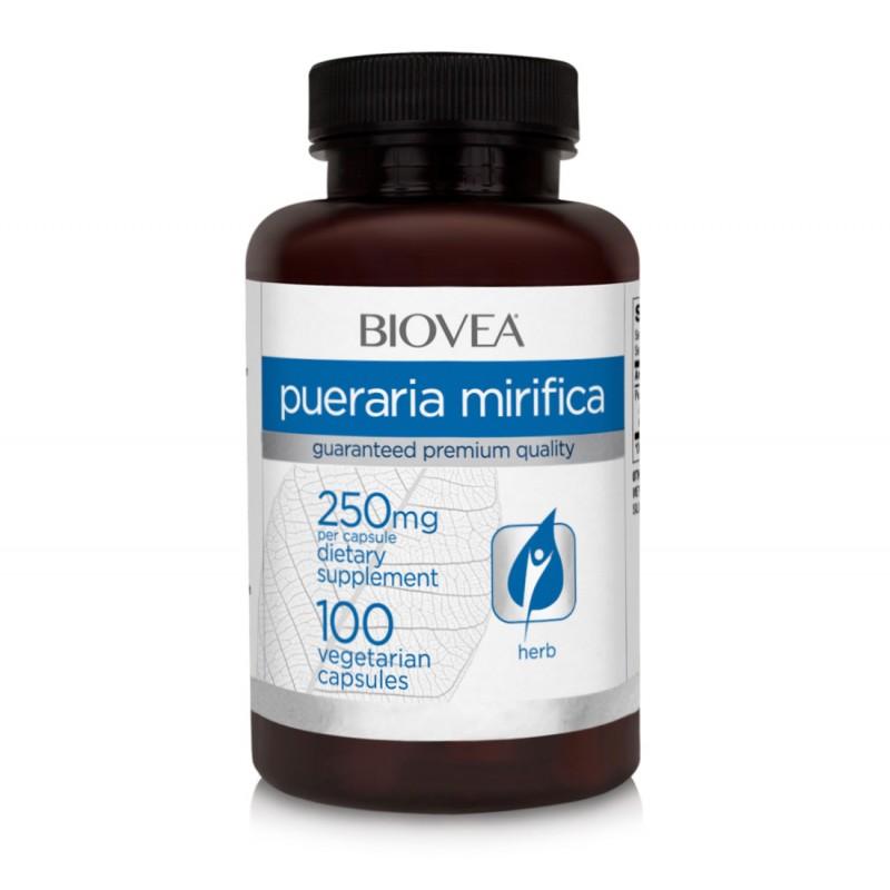 PUERARIA MIRIFICA 500 mg/doza 100 Capsule