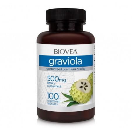 Graviola 500 Mg 100 Capsule