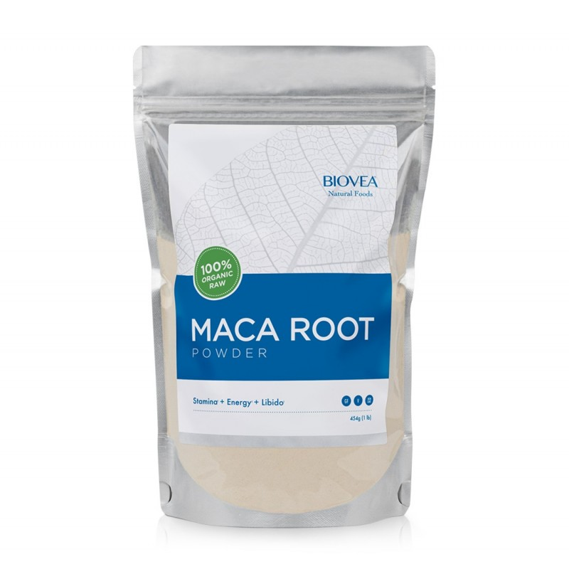 Pulbere de Maca Organica - Pudra Maca Bio 454 grame