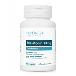MELATONINA 10mg (Dizolvare lenta) 60 Tablete