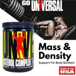 Natural Sterol Complex 90, 180 pastile Universal Nutrition, creste Tes-tosteronul, prospect, pret, efecte, pareri, rezultate