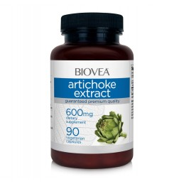Anghinare - Artichoke extract 600mg 90 pastile