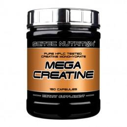 Mega Creatine 5000mg 150 capsule SCITEC NUTRITION, Creatina monohidrat capsule de 1000mg, creatina pura