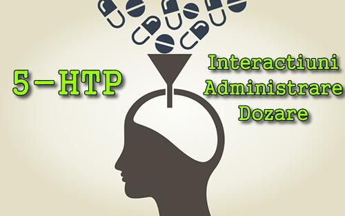 5-HTP Prospect, Dozare si Administrare