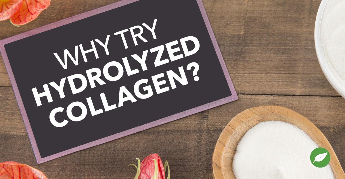 de ce colagen hidrolizat?