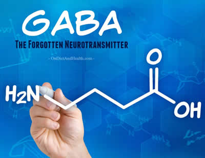 GABA pulbere Acidul Gamma Aminobutiric formula chimica