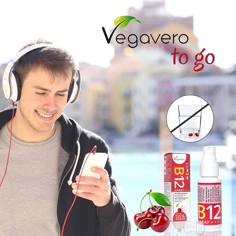 Spray Vitamina B12 beneficii si doze foarte mari
