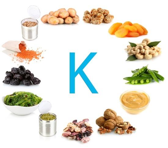 vitamina k pentru vene