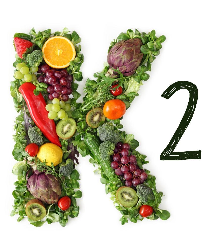 Vitamina K2 beneficii