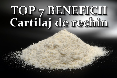 beneficii cartilaj de rechin
